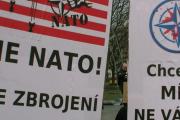 Ostrava - ANTI NATO HAPPENING