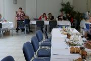 Předvánoční setkání žen levicového klubu